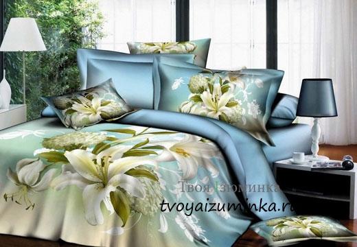 Выбор качественного постельного белья - чему отдать предпочтение.