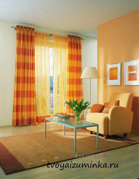 Декор окон шторами с фото - обновляем интерьер