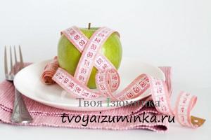 Как пить яблочный уксус для похудения.
