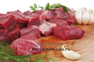 Секреты вкусного шашлыка - как резать мясо для шашлыка.