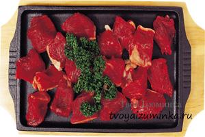 Как выбирать мясо на шашлык.