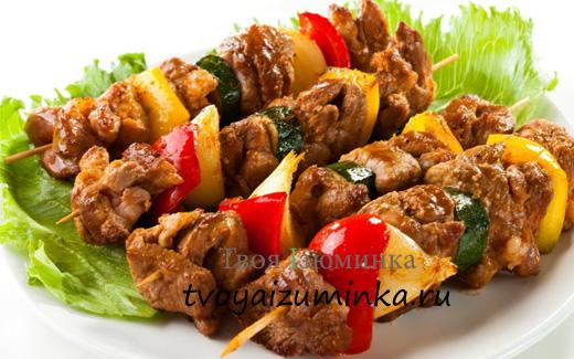 Секреты вкусного шашлыка - как выбирать мясо и жарить шашлык