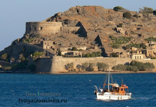 Отдых на острове Крит.