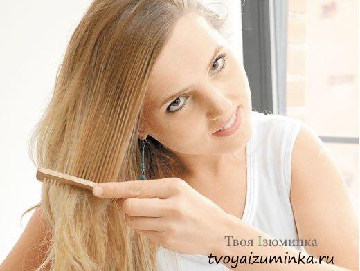 Какая расческа для волос лучше