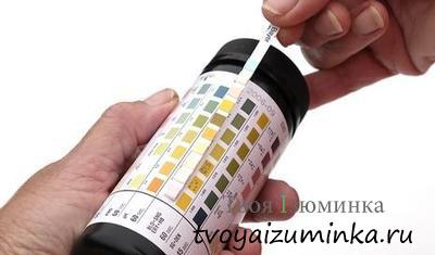 Кетоновые тест-полоски