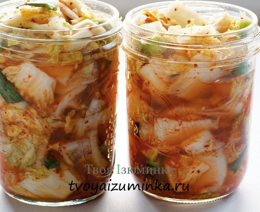 кимчи рецепт по-корейски с фото