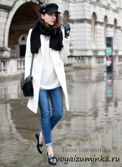 Пальто-oversize