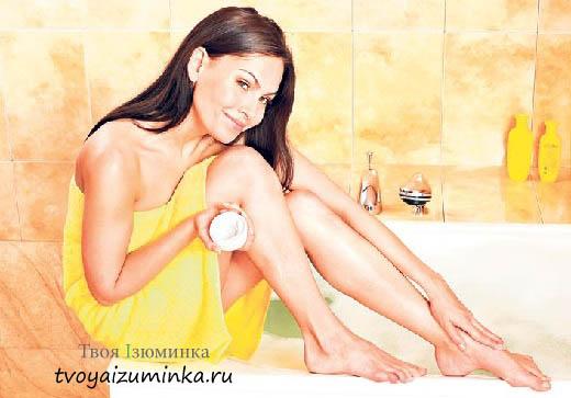 Процедуры по уходу за ногами в домашних условиях