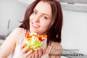Салат с капустой и болгарским перцем
