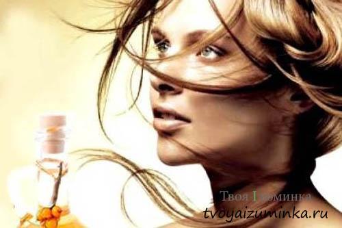 Применение облепихи в косметологии - рецепты красоты