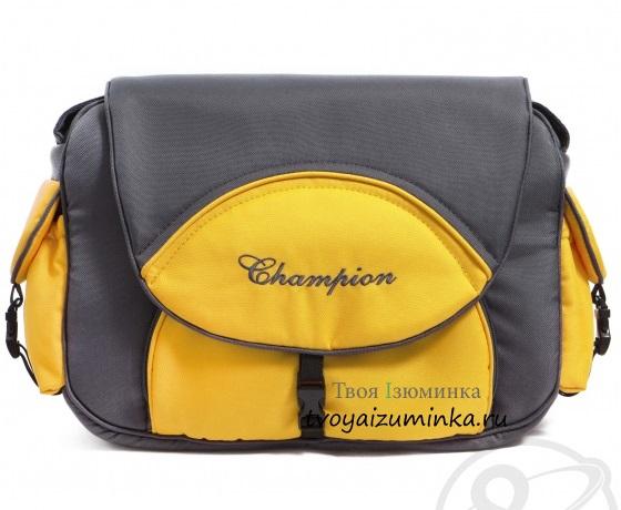 Удобная и стильная сумка для мамы