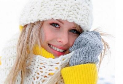 Косметические средства для лица зимой