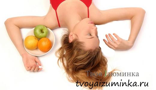 грейпфрут при похудении как есть