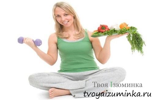 Меню быстрой диеты на 7 дней