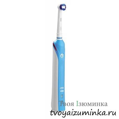 Механическая зубная электрическая щетка