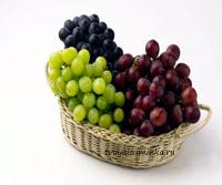 Ягодный скраб из винограда