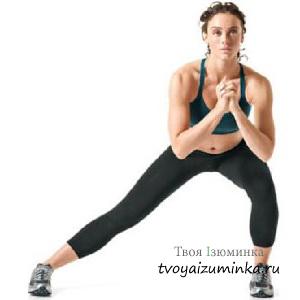 Упражнение перекаты