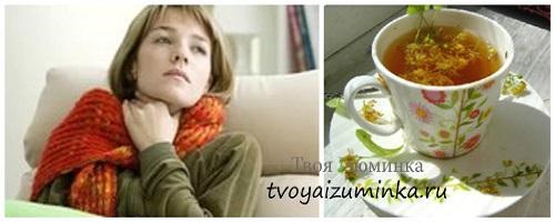 Домашние процедуры против простуды, гриппа и ОРВИ