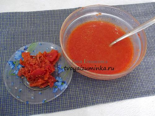 Жмых и кетчуп
