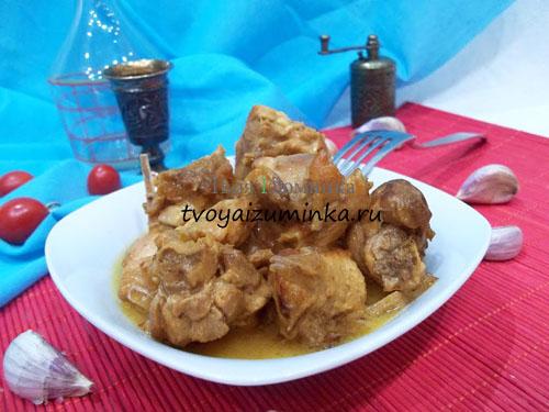 Кролик рецепты приготовления пошаговые 6