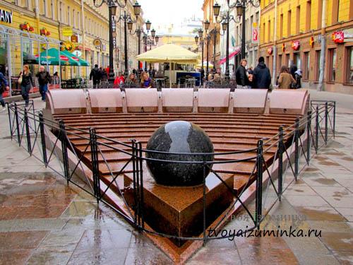 Необычные места в СПб