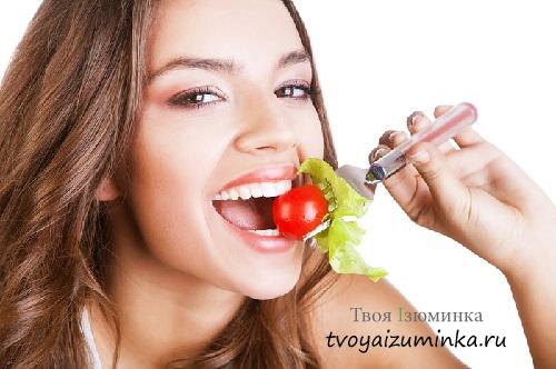 Томатная диета для похудения