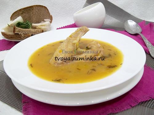 Как приготовить суп-пюре из кабачков