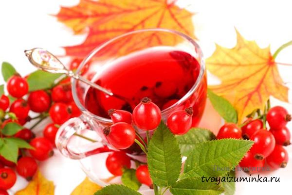 Напитки для укрепления здоровья и иммунитета