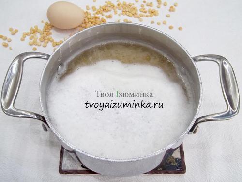 Гороховое пюре как приготовить