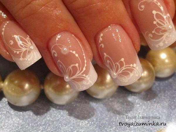 Как сделать нарощенные ногти из геля