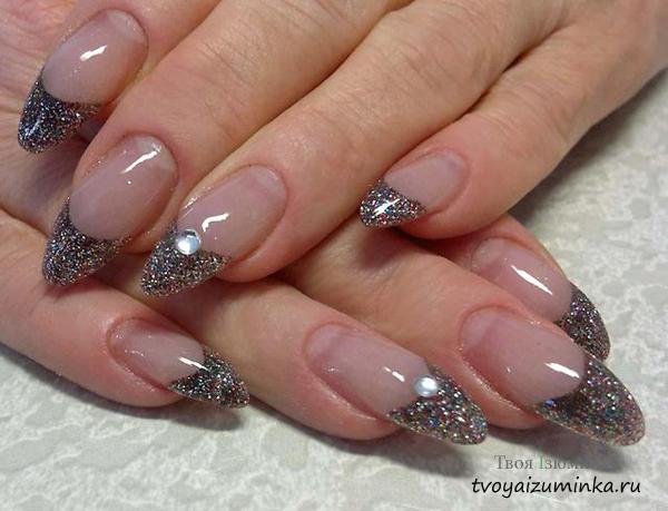Как научиться наращивать ногти гелем в домашних условиях
