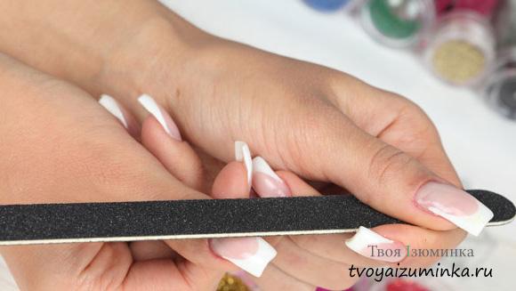 Материалы наращивание ногтей домашних условиях