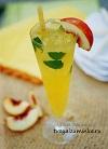 Персиковый сладкий коктейль