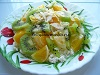 Витаминные салаты — рецепты с фото