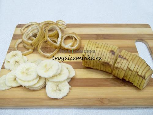 Как сделать банановые чипсы фото 14