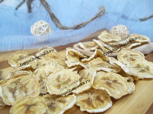 Как сделать банановые чипсы фото 728