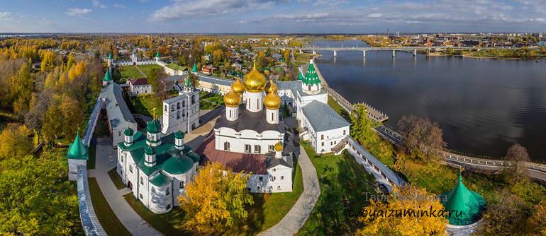 Кострома: достопримечательности, что посмотреть