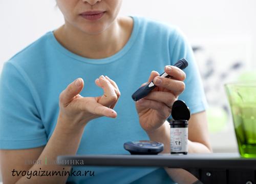 Сахарный диабет 1 типа: причины, симптомы, лечение, как подсчитать хлебные единицы