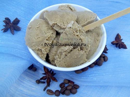 Шоколадное мороженое: как приготовить в домашних условиях