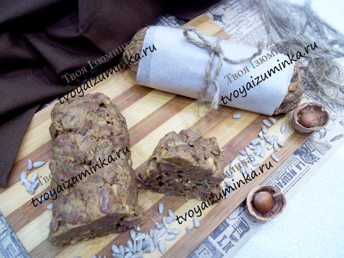 Сладкая колбаска из печения и сгущенки: рецепт без выпечки