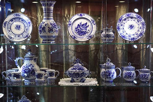 Музей Гжели во Владимире.