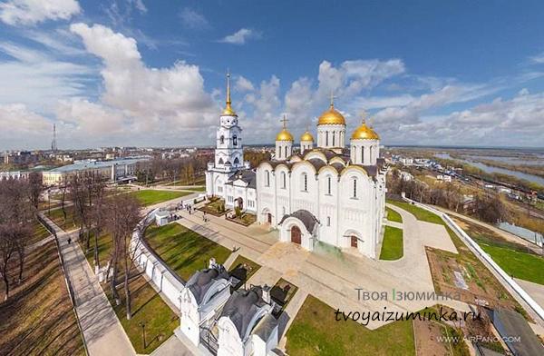 Отправляемся во Владимир - новое путешествие по золотому кольцу России