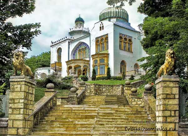 Дворец Эмира Бухарского