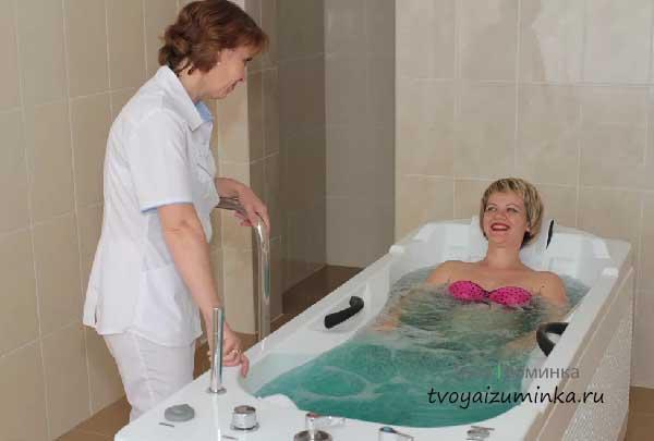Лучшие санаторные курорты для женского здоровья России