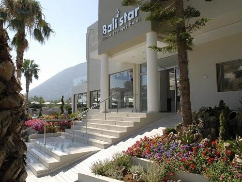 Отель «Bali Star» 3*, север о. Крит.