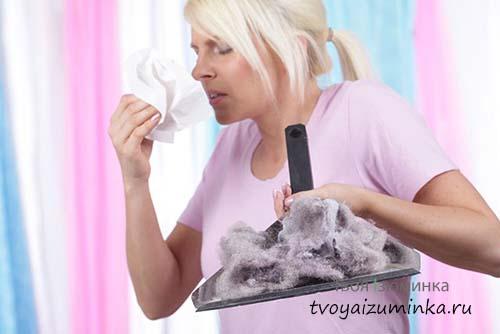 Как надолго избавиться от пыли в квартире: 10 лучших способов