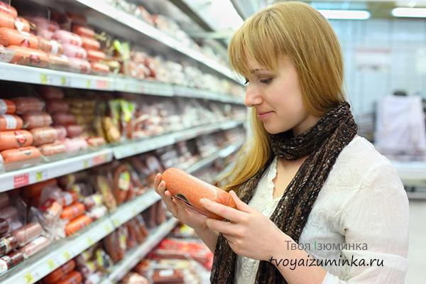 Как выбирать качественную колбасу. Срок годности, виды и сорта магазинных колбас