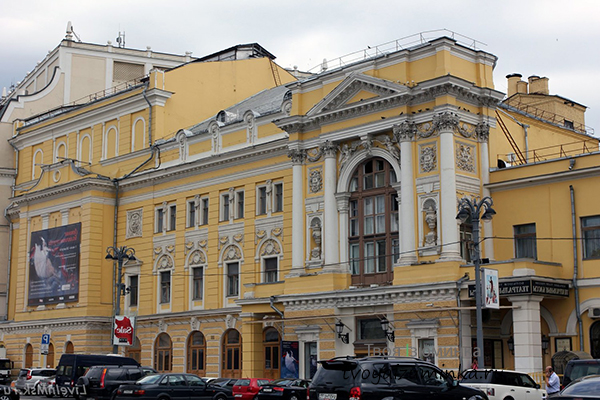 Молодежный театр РАМТ