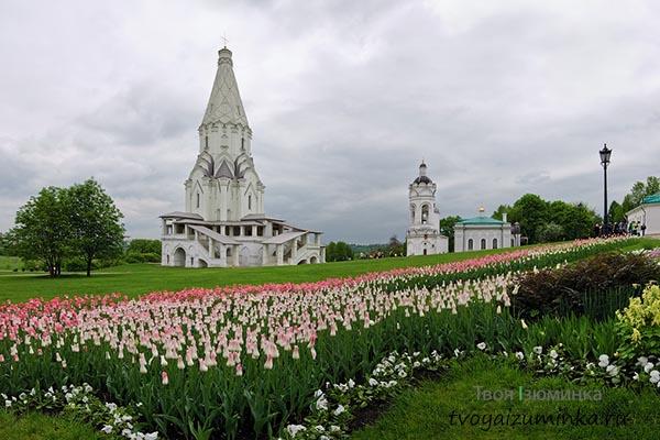 """Парк """"Коломенское"""", Москва,"""
