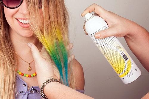 Спрей-краска для волос